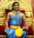 Darshan of Nithyananda
