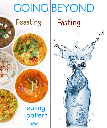 Going Beyond Fasting or Feasting with Nirahara