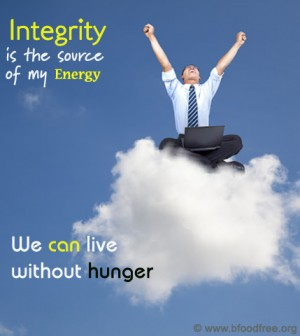 Integrity Hunger Free